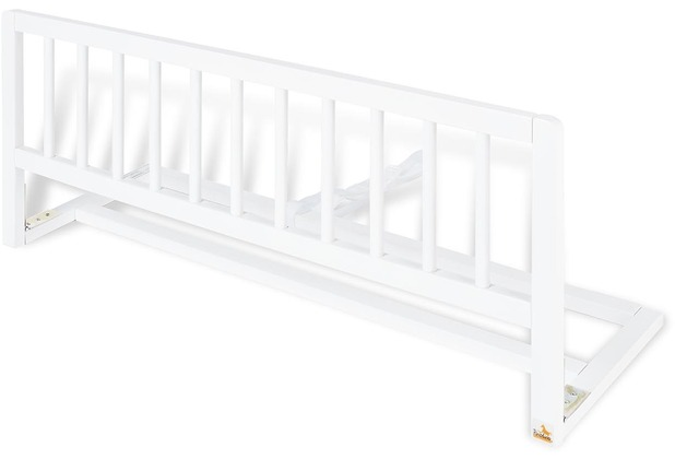 Pinolino Bettschutzgitter \'Classic\', weiß lackiert, 90 cm