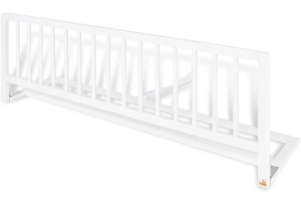 Pinolino Bettschutzgitter \'Comfort\', weiß lackiert, 120 cm