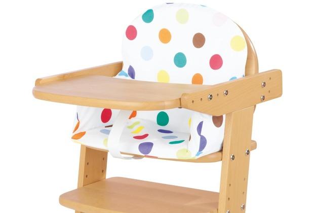 Pinolino Bezug für Sitzverkleinerer für Treppenstühle \'Dots\'