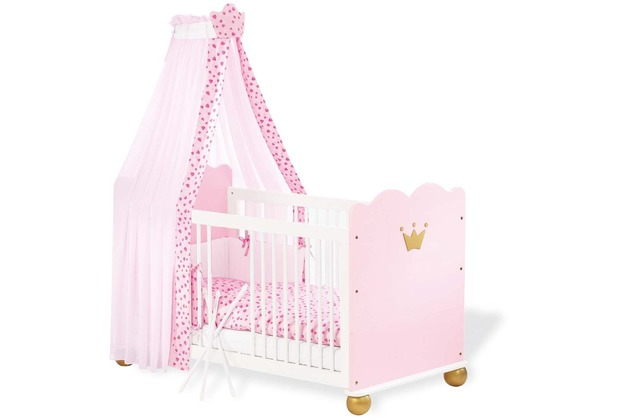 pinolino kinderbett prinzessin karolin. Black Bedroom Furniture Sets. Home Design Ideas