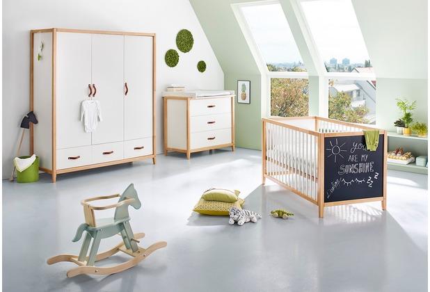Pinolino Kinderzimmer \'Calimero\' breit groß mit Tafellack