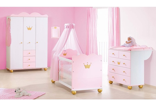pinolino kinderzimmer prinzessin karolin gro. Black Bedroom Furniture Sets. Home Design Ideas
