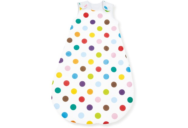 Pinolino Schlafsack \'Dots\', Sommer, 70 cm