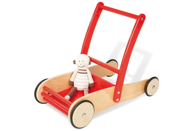 Pinolino Lauflernwagen \'Uli\', rot