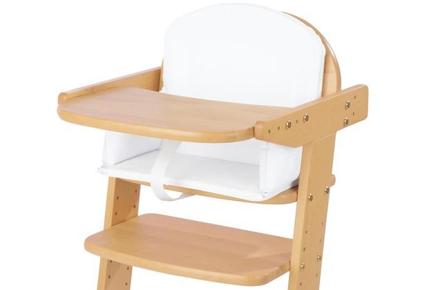 Pinolino Sitzverkleinerer für Treppenstühle, Folie, weiß