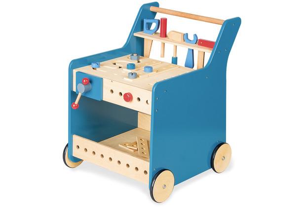 Pinolino Werkzeugwagen \'Kalle\', blau