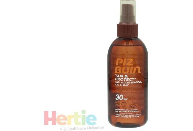 Piz Buin Tan & Protect Oil Spray SPF30 150 ml