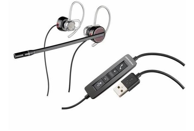 Plantronics Blackwire 435 USB, schwarz