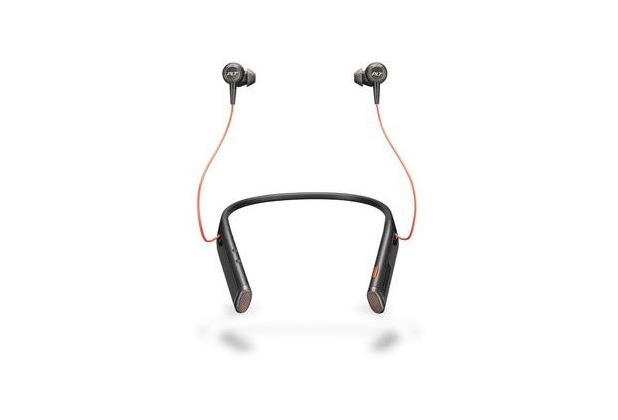 Plantronics Bluetooth Headset Voyager 6200 UC Schwarz USB