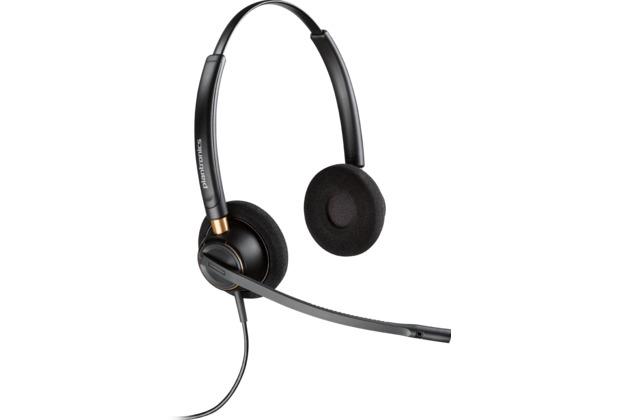 Plantronics EncorePro 500 Digital, Kopfbügel, binaural, Noise-Cancelling (NC)