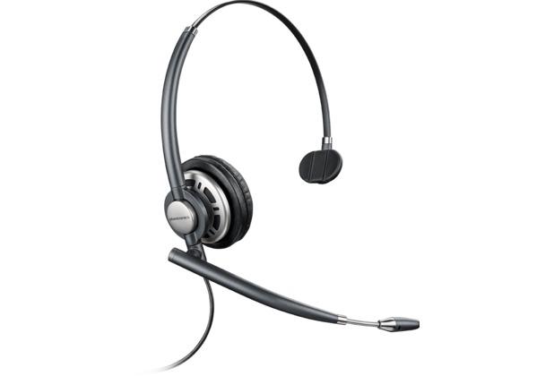 Plantronics EncorePro 700 Digital, Kopfbügel, monaural, Noise-Cancelling (NC)