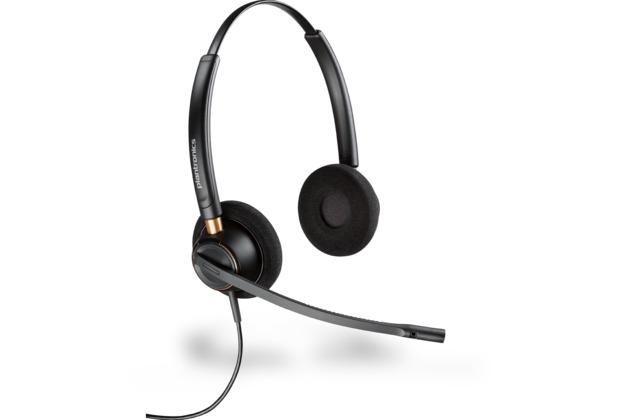 Plantronics Headset EncorePro binaural (HW520)