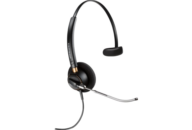Plantronics Headset EncorePro monaural (HW510V)