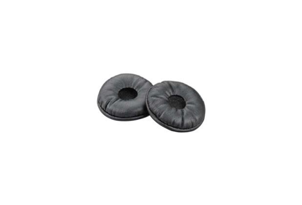 Plantronics Kunstlederohrkissen 2er Pack für Blackwire 300 Serie, schwarz