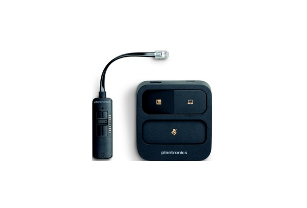 Plantronics MDA105 QD Smartswitcher (Umschalter PC / Festnetz)