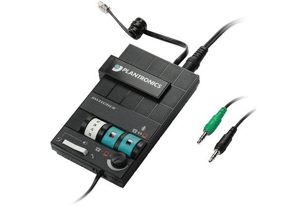 Plantronics MX10 Multimedia-Switch