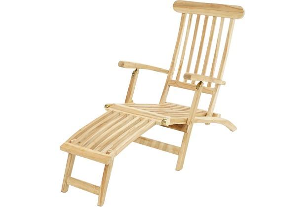 """Ploß Deckchair \""""Titanic ECO\"""" Sonnenliege"""