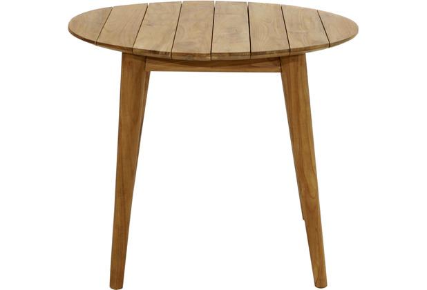 """Ploß Design-Loft-Tisch \""""Wellington\"""" Gartentisch, vier Füße"""