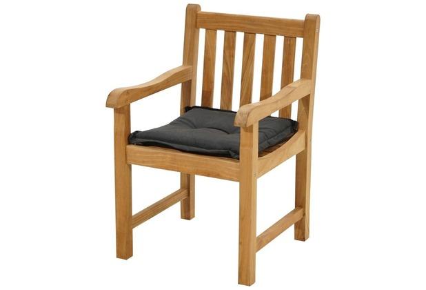 """Ploß Premiumpolster Stuhl \""""Manhattan\"""" Sitzkissen"""