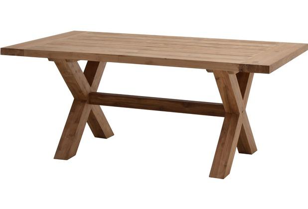 """Ploß Rustikal- Tisch \""""Lincoln\"""" Gartentisch"""