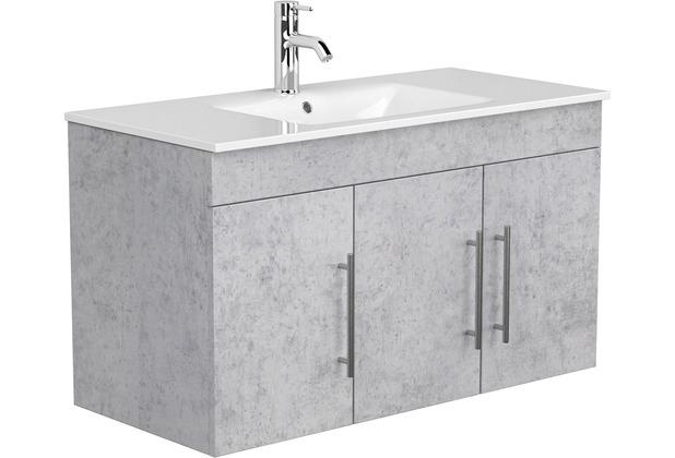 Posseik Badmöbel Teramo beton