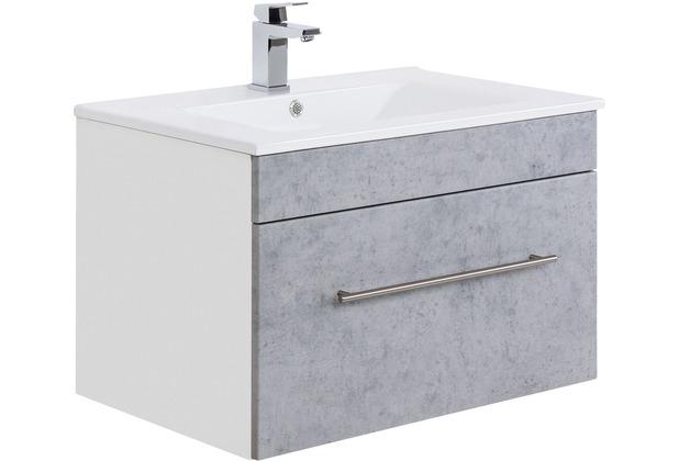 Posseik Badmöbel VIVA 75 beton