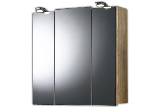 Posseik Spiegelschrank multi-use sonoma-eiche