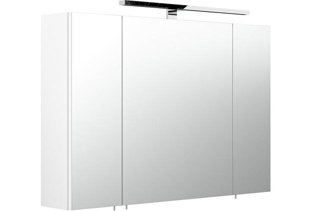 Posseik Spiegelschrank multi-use weiss 90 x 68 x 20,5