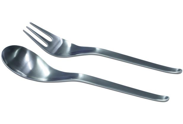 Pott 22, Edelstahl, Salatbesteck