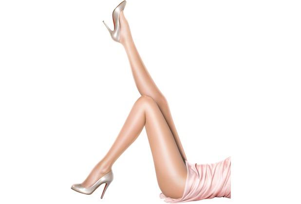Pretty Polly Nylons 10D Gloss Tights Sunblush - S