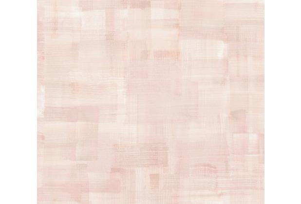 Private Walls Vliestapete Geo Nordic Mustertapete rosa beige 375325 10,05 m x 0,53 m