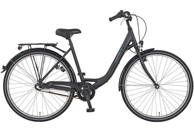 """Prophete Citybike CITY BIKE 2020 28\"""" Damen schwarz Wave 50 cm"""