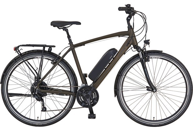"Prophete ENTDECKER e9.6 Trekking E-Bike 28\"" Herren"