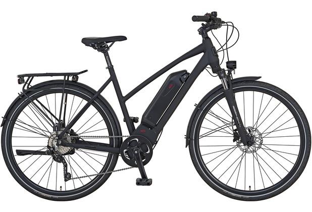 "Prophete ENTDECKER Sport Trekking E-Bike 28\"" Damen"