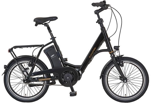 "Prophete GENIESSER e9.0 City E-Bike 20\"""