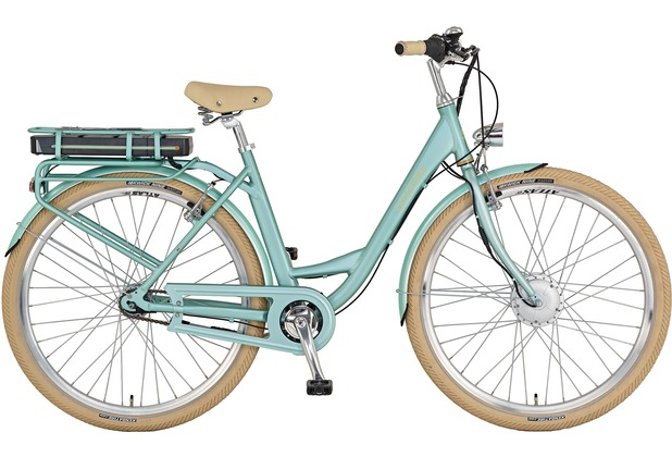 "Prophete GENIESSER e9.1 City E-Bike 28\"""