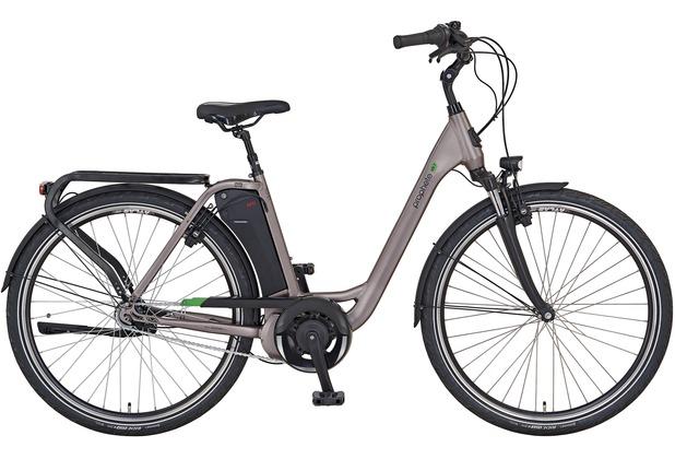 "Prophete GENIESSER e9.7 City E-Bike 28\"""