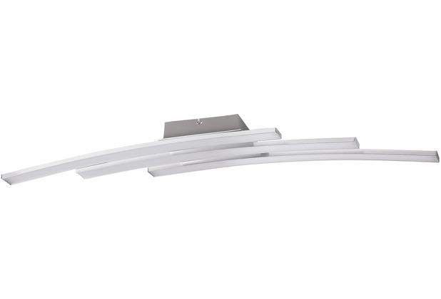 Rabalux Addison LED Deckenleuchte 3x10W gebürstetes aluminium