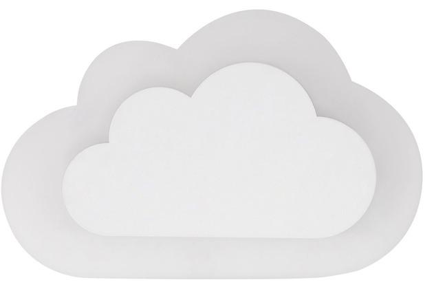 Rabalux Babette Wandleuchte Wolke weiß