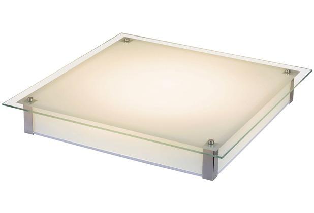Rabalux Carl LED Deckenleuchte 36W/ww weiß/ chrom