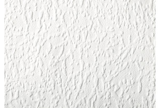 Rasch 127409, Vliestapete, weiß