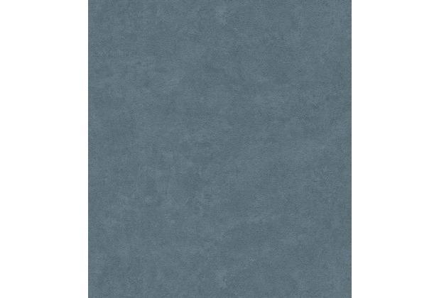 "Rasch Factory \""Rauputz\""; 445909; blau, petrol"