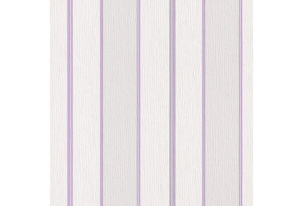 Rasch papiertapete 272413 wei grau lila for Tapete lila grau