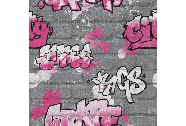 Rasch Papiertapete Kids & Teens II Motiv 237818
