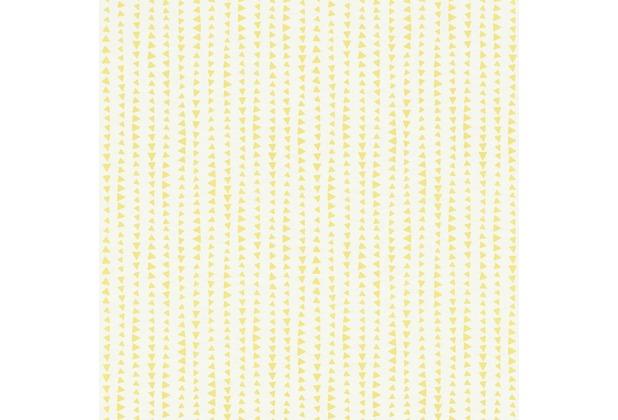 Rasch Tapete Bambino XVIII Muster 249156 Gelb