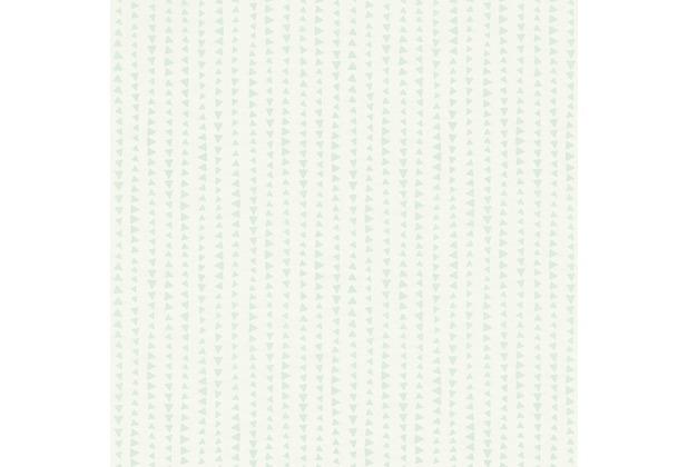 Rasch Tapete Bambino XVIII Muster 249163 Grün