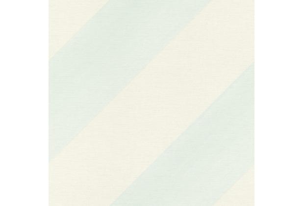 Rasch Tapete Bambino XVIII Streifen 531602 Grau