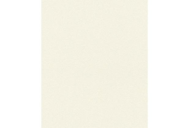 Rasch Tapete BERLIN 530216 Weiß 0.53 x 10.05 m