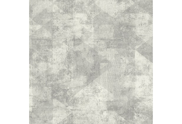 Rasch Tapete Hyde Park Muster 411515 Grau