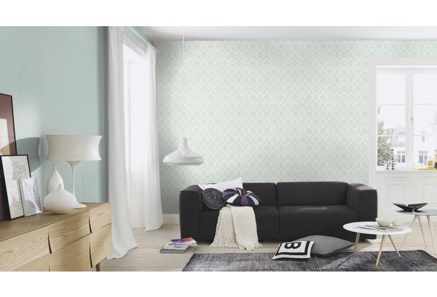 Rasch Tapete Lazy Sunday II Muster 401448 blau
